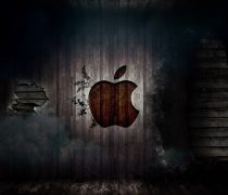 Apple, en HD. Wallpaper