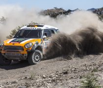Wallpaper gratuito del rally mini Dakar en Orlando, en HD.