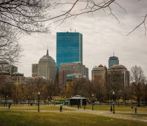 Wallpaper gratis de la ciudad de Boston, en Massachusetts, E.E.U.U., en HD.