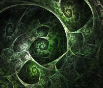 Wallpaper en HD, de un Fractal.