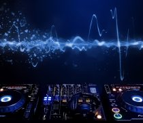 Wallpaper gratis de DJ, en HD.